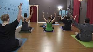 fat yoga studio