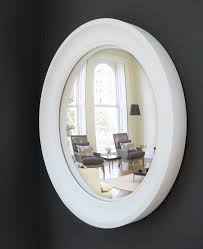 large fish eye convex mirror classic
