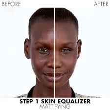 step 1 skin equalizer mattifying