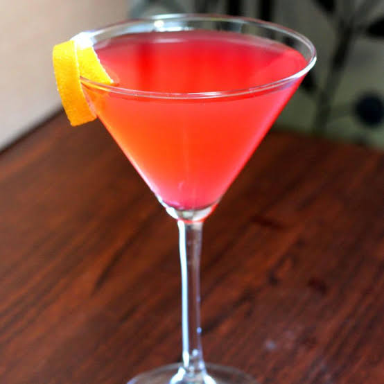Image result for COSMOPOLITAN COCKTAIL""