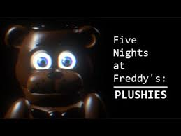 five nights at freddy s plushies
