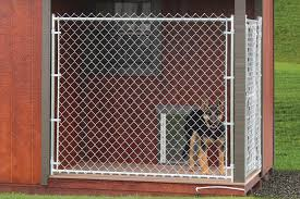 Chain Link Shed Panels For Dog Kennel Master Link Supply