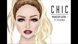 stardoll ariana grande makeup tutorial
