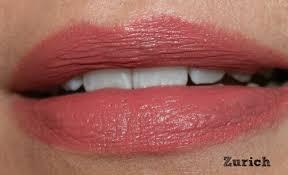 zurich and cannes soft matte lip cream