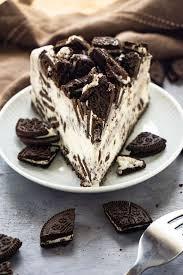 oreo ice cream cake foodtasia