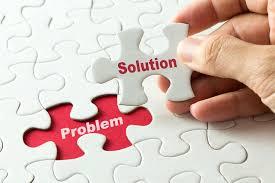 Risultato immagini per solve problem