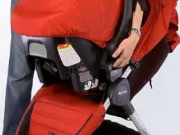 britax stoller go system you