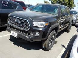 2019 Used Toyota Tacoma Lifted Trd Pro Doublecab V6 Fuel Wheels 33 Tires Loaded At Luxury Sport Autos Serving Tigard Portland Or Iid 20198133