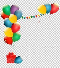 toy balloon party euclidean confetti