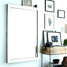oversized decorative wall mirrors