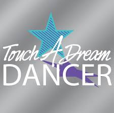 Tad Dancer Car Window Decal Touch A Dream Dance