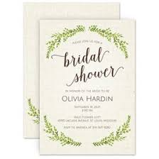 bridal shower invitations invitations
