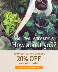 tell us about your garden get 20
