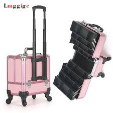 2020 dresser handheld make up suitcase