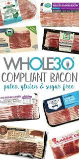whole30 pliant bacon every paleo