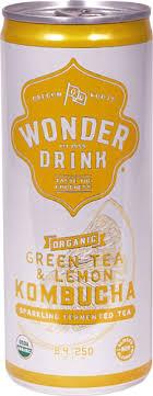 kombucha wonder drink organic sparkling