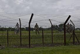 India Bangladesh Border Fencing Incomplete Due To Bangladesh Border Guards Hostility Reveals Govt S Lok Sabha Reply