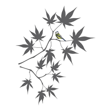 Shop Brewster Cr 58387 Japanese Maple Wall Decals Japanese Maple Overstock 13374802