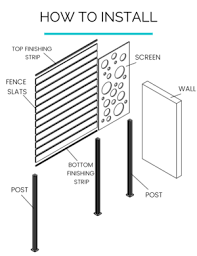 Composite Fence Panels Free Next Day Delivery Screen With Envy