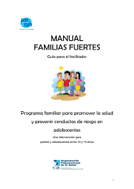 Calameo Manual Familias Fuertes Guia Para El Facilitador