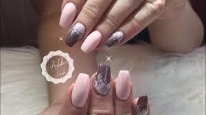 acrylic akzentz gels pink lace you