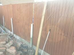 Fence Panels Filling The Gap Diynot Forums