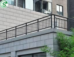 Terrace Railing Designs Balcony Handrail Steel Railing View Galvanized Veranda Handrails Shengcheng Product Details From Guangzhou Shengcheng Sieve Co Ltd On Alibaba Com
