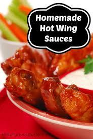 homemade hot wing sauces hillbilly