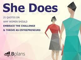 quotes from women entrepreneurs bplans