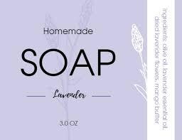 homemade soap label maker design your