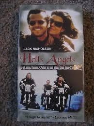 Hells Angels On Wheels VHS Jack Nicholson Adam Roarke 13131029130 | eBay