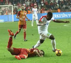 Antalyaspor 2-3 Galatasaray Maçı Golleri ve Özeti