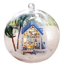 fairy garden beach house kit tiny