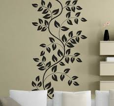 Branches And Leaves Wall Decal Tenstickers