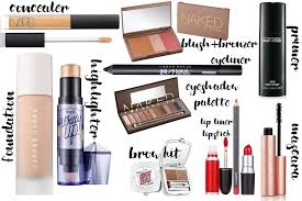 basic makeup kit essentials what you