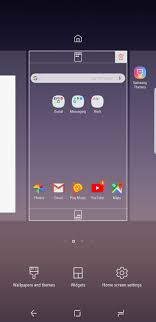 themes on the samsung galaxy note 8