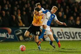 Rovers fans snap up Wolves striker Aaron Collins - Liverpool Echo