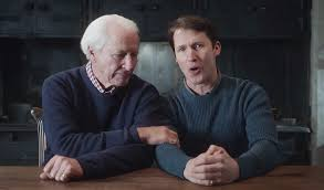 James Blunt sobs in powerful video starring ailing father [Video]