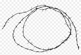 Barb Wire Clipart Electric Fence Barbed Wire Free Transparent Png Clipart Images Download
