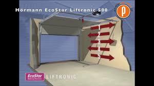 ecostar liftronic 500 garage door opener