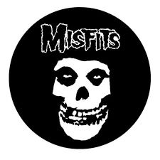 Misfits Band Decal Sticker Misfits B Thriftysigns