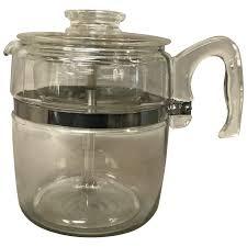 vintage pyrex flameware 9 cup glass