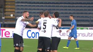 Sere B ConTe.it: Empoli - Spezia 1-1 - YouTube