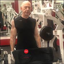 """Aaron Williamson on Twitter: """"~ 5/29/2018 #JKSimmons / 63 yrs.  @counterpart_stz / Season 2 —— Dedication & consistency at it's finest. We  had a big transformation at 61... now he's 63 &"""