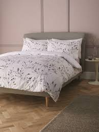 tesco poppy duvet cover 2 pillowcases