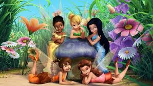 disney fairies characters tinker bell