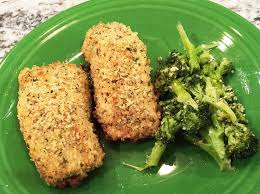 Best Skillet Baked Panko Crusted Salmon ...