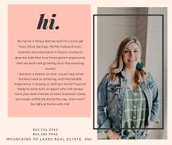 Hillary Barnes, Real Estate - Real Estate Agent - Harriman, Tennessee - 8  Photos | Facebook