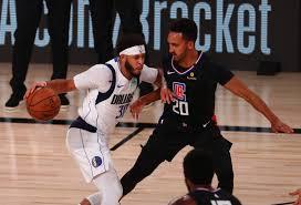 Watch Mavericks @ Clippers (Game 1) Live Stream
