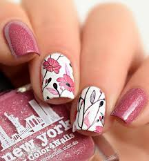 30 most creative nail art designs for